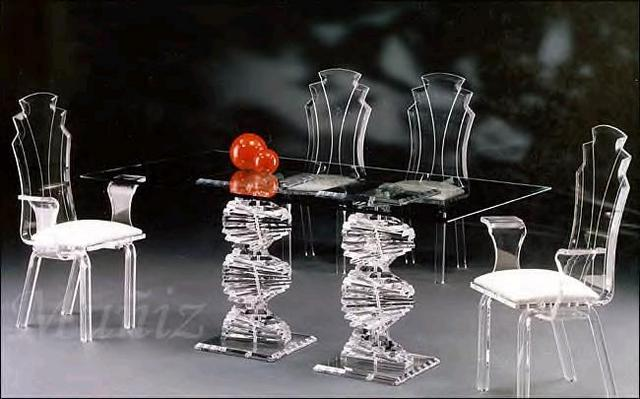 ... The Acrylic Tables, Acrylic Chairs, Acrylic Sculptures, And Acrylic  Pedestals Are Hand Made, This Means That Every Acrylic Product We Make Is  Hand Cut, ... Part 13